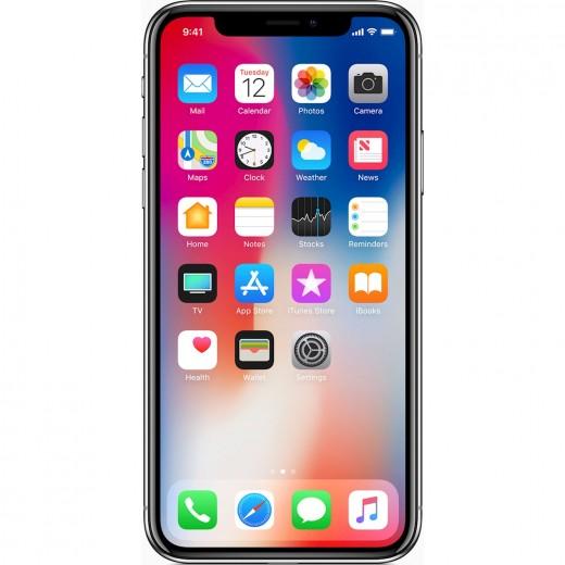 Apple iPhone X 64GB Silver EU