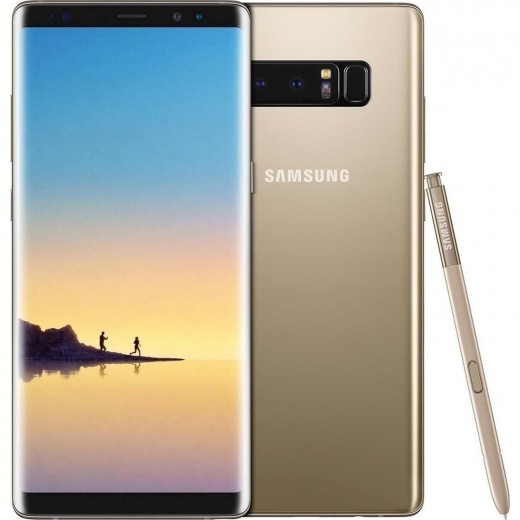 Samsung Galaxy Note 8 N950F Single 64GB Gold EU