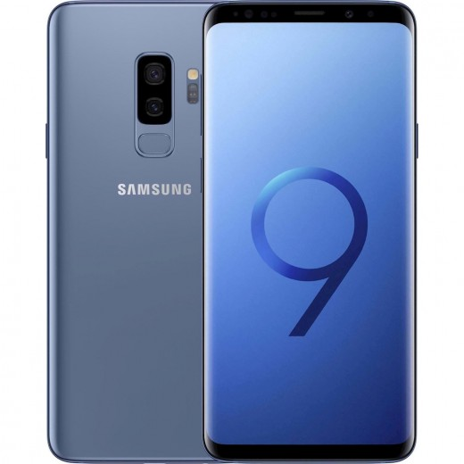Samsung Galaxy S9 Plus Single Sim 64GB LTE Blue EU
