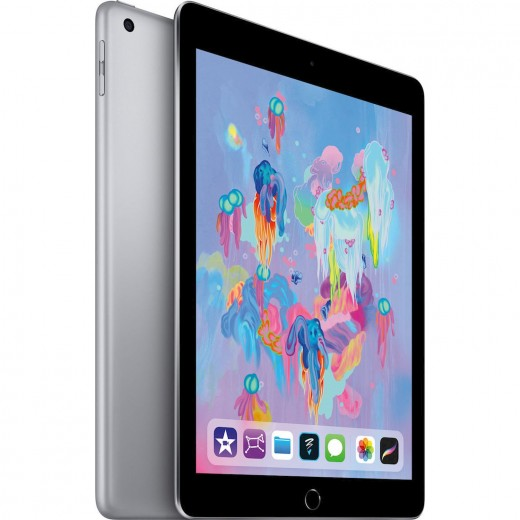 Apple iPad 9.7 (2018) 32GB Wi-Fi Grey EU