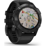 Garmin GPS watch Fenix 6 Pro Black Band