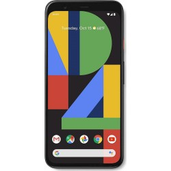 Google Pixel 4 Dual SIM 64GB 6GB RAM Black EU