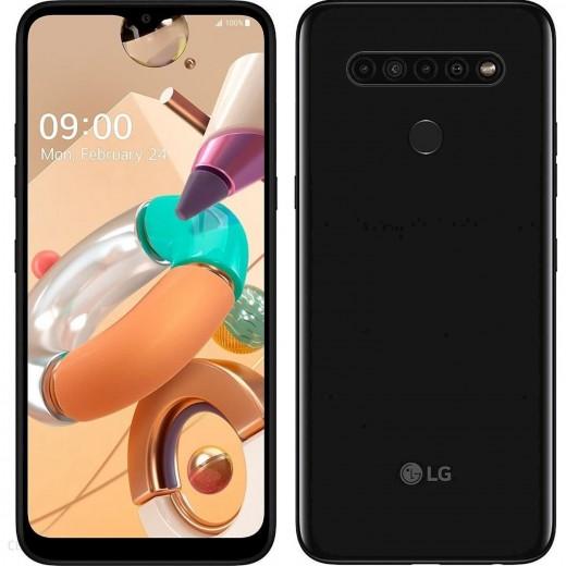 LG K41S Dual Sim 32GB Black EU