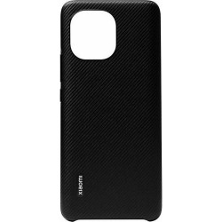 Xiaomi M11 Original Rugged Vegan Leather Case Black EU