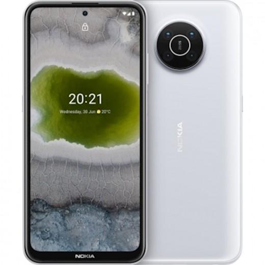 Nokia X10 Dual Sim 5G 4GB/128GB Snow EU