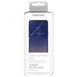 Screen Protector Samsung ET-FG960CTEGWW για SM-G960F Galaxy S9 Curved Full Face (2 Τεμάχια)