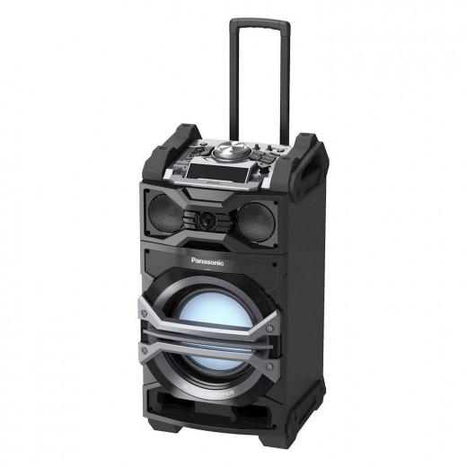 Panasonic SC-CMAX5E-K Μαύρο 1000W με USB, AUX και Bluetooth
