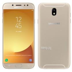 Samsung Galaxy J7 (2017) J730FN 16GB Dual Sim Gold EU