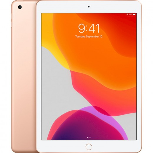 Apple iPad 10.2 (2019) 32GB WiFi Gold EU