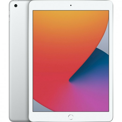 Apple iPad 10.2 (2020) 128GB LTE Silver EU