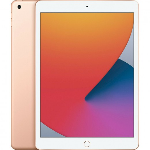 Apple iPad 10.2 (2020) 128GB LTE Gold EU