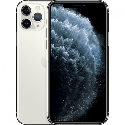 Apple iPhone 11 Pro Max 256GB Silver EU