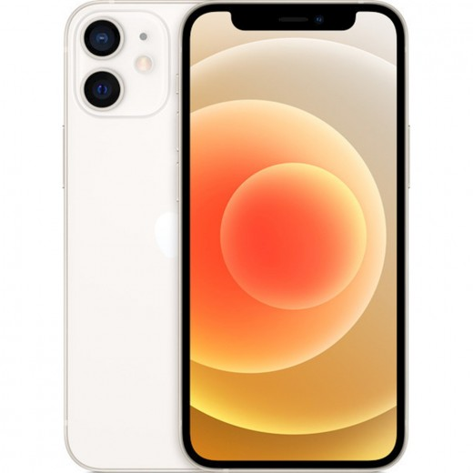 Apple iPhone 12 Mini 64GB White EU