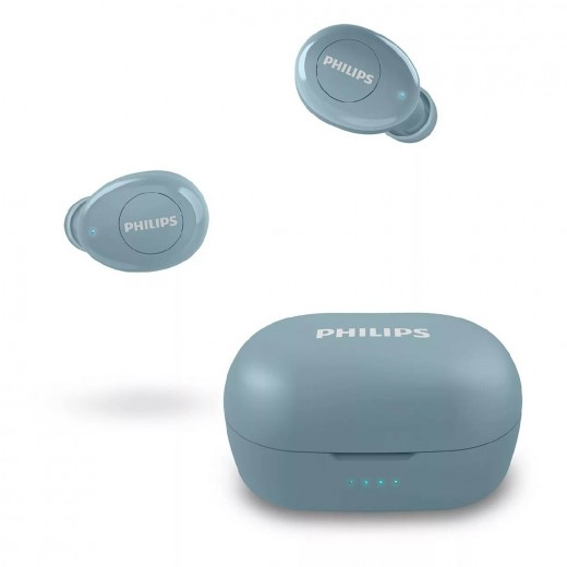 Bluetooth Philips TAT2205BL/00/00 V.5.1 IPX4 Μπλέ