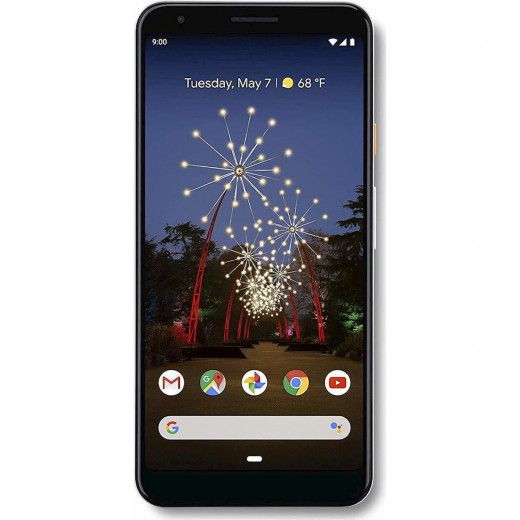 Google Pixel 3a XL Single Sim 64GB White EU