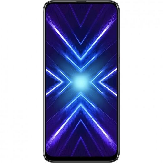 Honor 9X 4G 128GB (4GB Ram) Dual-Sim Sapphire Black EU