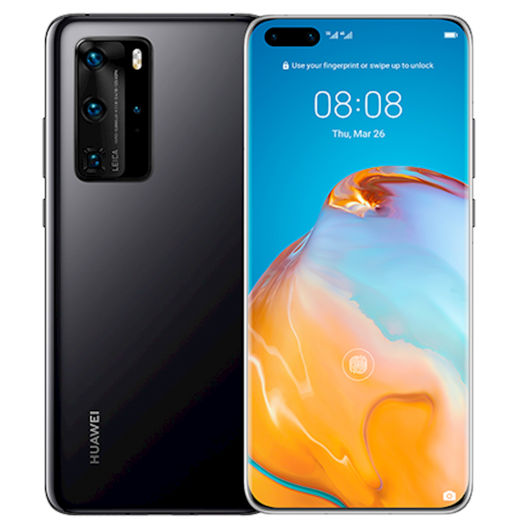 Huawei P40 Pro+ 5G Dual Sim 8GB RAM 512GB Black EU