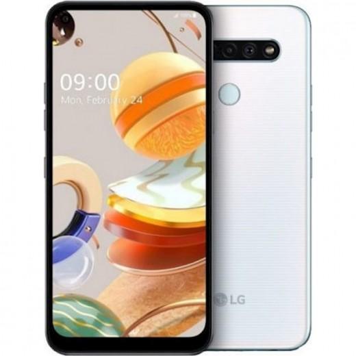 LG K61 Dual Sim 128GB White EU
