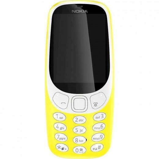 Nokia 3310 (2017) Single Yellow EU
