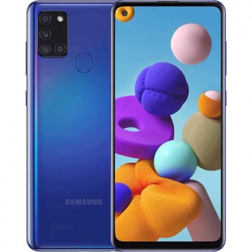 Samsung Galaxy A21S 128GB/4GB  A217 Dual Blue EU