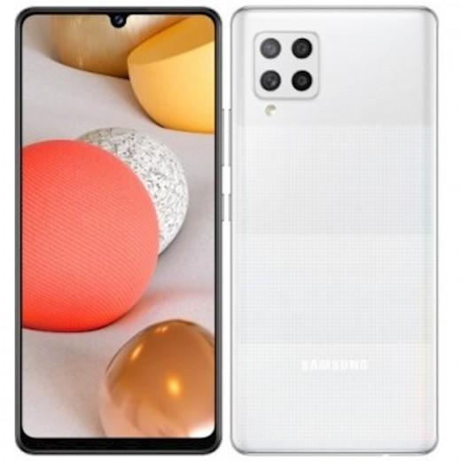 Samsung Galaxy A42 A425 5G 4GB/128GB Dual Sim White EU