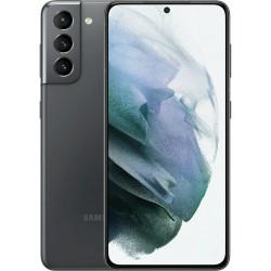 Samsung Galaxy S21 G991 5G 8GB/256GB Dual Grey EU - ΔΩΡΟ Buds Live & Smart Tag