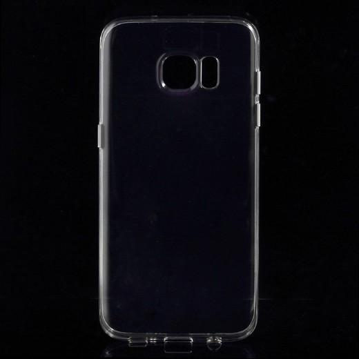 TPU θήκη για Samsung Galaxy S7 edge - Διάφανο