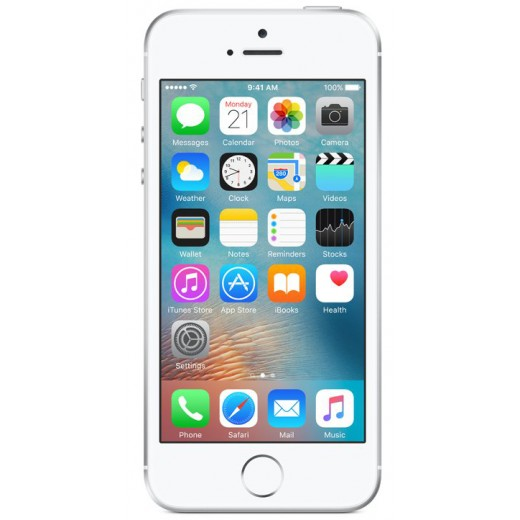 Apple iPhone SE 32GB Silver EU