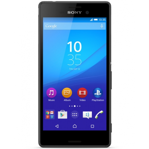 Sony Xperia M4 E2303 Aqua LTE Black EU