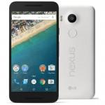 LG Nexus 5X 32GB White EU